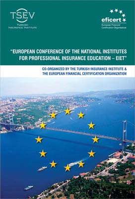 European Conference Of The National Institutes For Professional Insurance Education